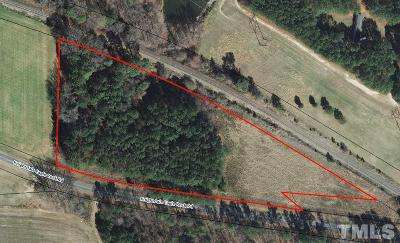 Knightdale Residential Lots & Land For Sale: 2001 Marks Creek Road