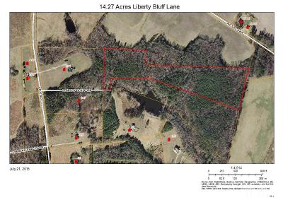 Spring Hope Residential Lots & Land For Sale: Liberty Bluff Lane