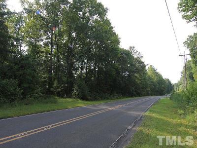 Durham County Residential Lots & Land For Sale: 6080 Craig Road