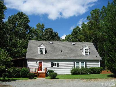 Single Family Home For Sale: 560 Four Oaks Road