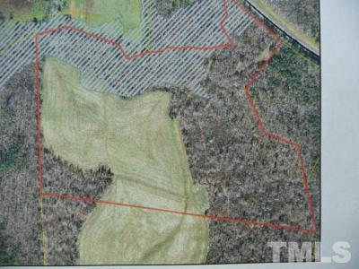 Orange County Residential Lots & Land Pending: Nc 54 Highway