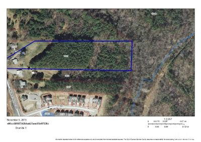 Durham County Residential Lots & Land Contingent: 1023 S Mineral Springs Road