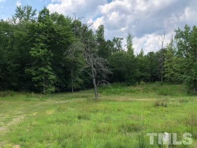 Wake County Residential Lots & Land For Sale: 2908 Evans Road