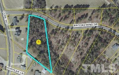 Sampson County Residential Lots & Land For Sale: Lot #3 Brookewind Drive