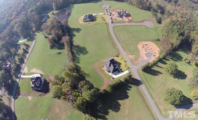 Chatham County Residential Lots & Land For Sale: 411 Laurel Knoll Drive