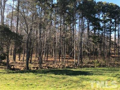 Chatham County Residential Lots & Land For Sale: 64 Seneca Court