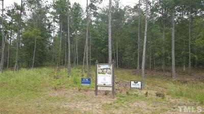 Apex Single Family Home For Sale: 458 Carolina Crossings Drive #Lot 14