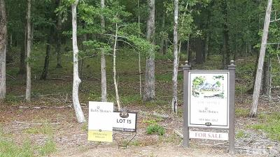 Apex Single Family Home For Sale: 394 Carolina Crossings Drive #Lot 15