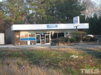 Durham County Commercial For Sale: 5032 Guess Road
