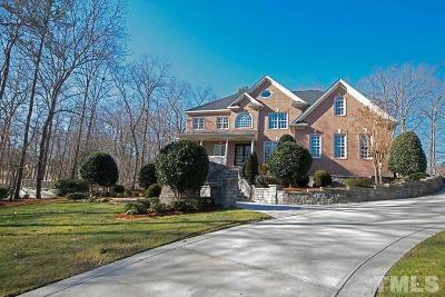 Durham Single Family Home For Sale: 212 Tennwood Court
