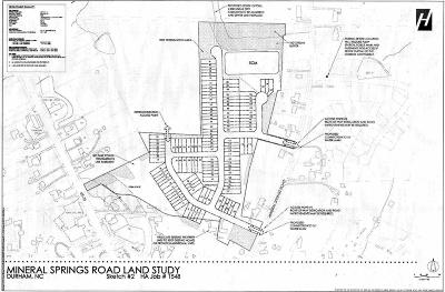 Durham County Residential Lots & Land For Sale: 1652 S Mineral Springs Road