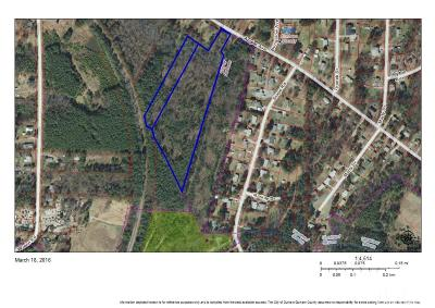 Durham County Residential Lots & Land Pending: 3844 Angier Avenue