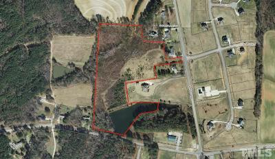 Knightdale Residential Lots & Land For Sale: 8323 Poole Road