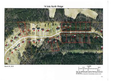 Franklin County Residential Lots & Land Pending: 185 North Ridge Drive