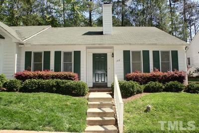 Single Family Home Sold: 108 N McLean Court