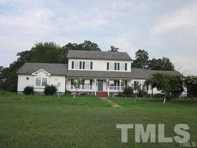 Wendell Single Family Home For Sale: 1525 Marshburn Road