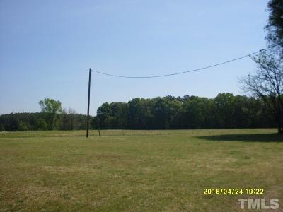 Franklin County Residential Lots & Land For Sale: 1189/1209 Tant Road