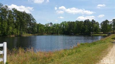 Johnston County Residential Lots & Land For Sale: 1861 Stotts Mill Road
