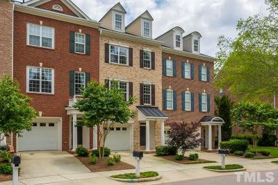 Townhouse Sold: 346 Bridgegate Drive