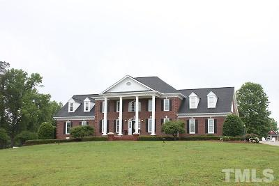 Willow Spring(s) Single Family Home For Sale: 1281 Jackson King Road