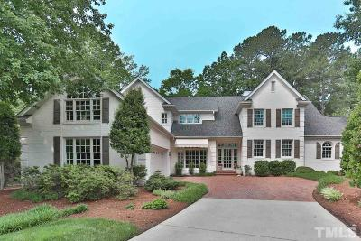 Chapel Hill Single Family Home For Sale: 79001 Hawkins