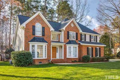 Knightdale Single Family Home Contingent: 1202 Laurens Way