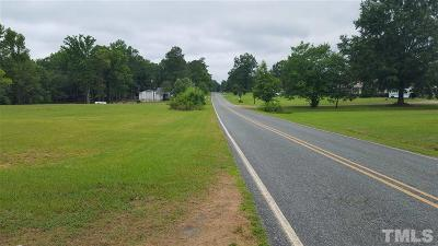 Apex NC Residential Lots & Land Sale Pending: $499,500