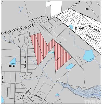 Durham County Residential Lots & Land For Sale: 201 Riley Drive