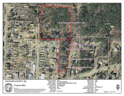 Chatham County Residential Lots & Land Contingent: N Masonic Street