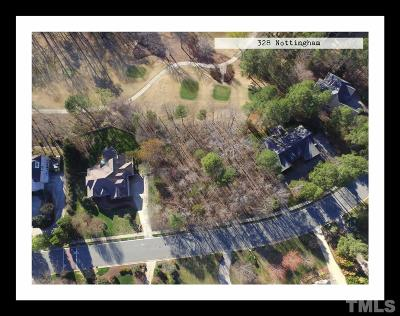 Chapel Hill Residential Lots & Land For Sale: 328 Nottingham Drive