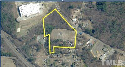 Durham County Residential Lots & Land For Sale: 2523 E Club Boulevard