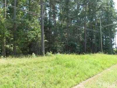 Wake County Residential Lots & Land For Sale: 981 Durham Road