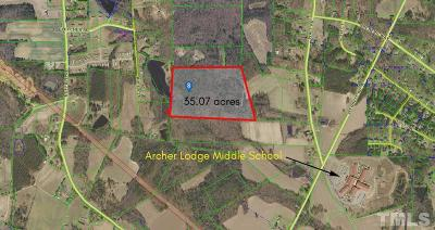 Johnston County Residential Lots & Land For Sale: Wall Road