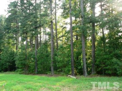 Bunn Residential Lots & Land For Sale: 24.68 ac Nc 39 Highway