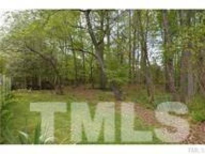 Raleigh Residential Lots & Land Pending: Leesville Road