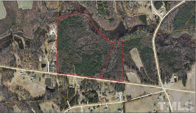 Franklin County Residential Lots & Land For Sale: Nc 98 Highway