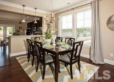 Apex Townhouse Pending: 377 Oak Pine Drive #3