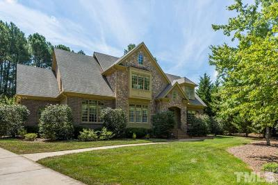 Raleigh NC Single Family Home Sale Pending: $575,000