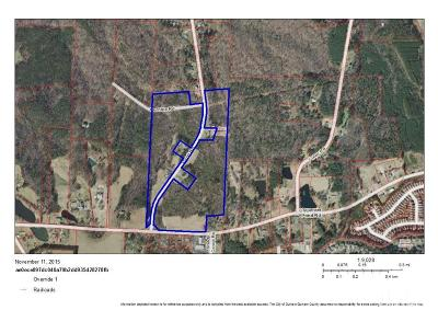 Durham County Residential Lots & Land For Sale: 1902 Virgil Road
