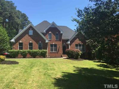 Durham Single Family Home For Sale: 5636 Jomali Drive