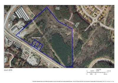 Durham County Residential Lots & Land For Sale: 1801-1807 Us 70 Highway