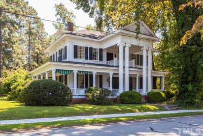 Sampson County Single Family Home Contingent: 311 W Main Street