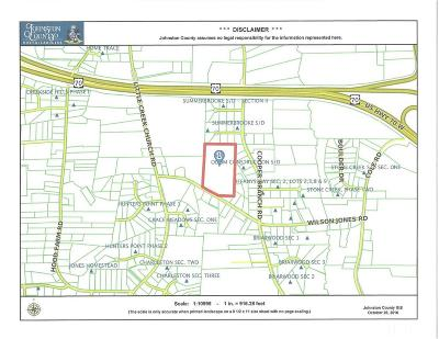 Johnston County Residential Lots & Land For Sale: Wilson Jones Road