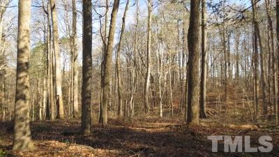 Raleigh Residential Lots & Land For Sale: 4117 Bashford Bluffs Lane