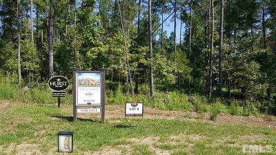 Apex Residential Lots & Land For Sale: 651 Carolina Crossings Drive
