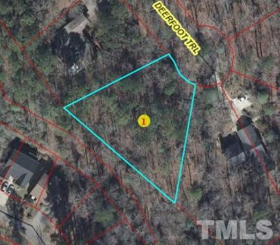 Lee County Residential Lots & Land For Sale: 1146 Deerfoot Trail
