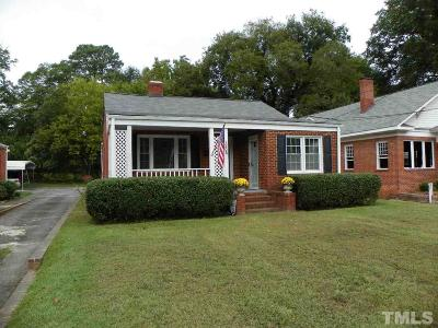 Wake County Single Family Home For Sale: 1205 Wake Forest Road