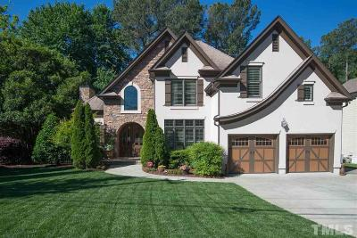 Raleigh Single Family Home For Sale: 601 Cranbrook Road