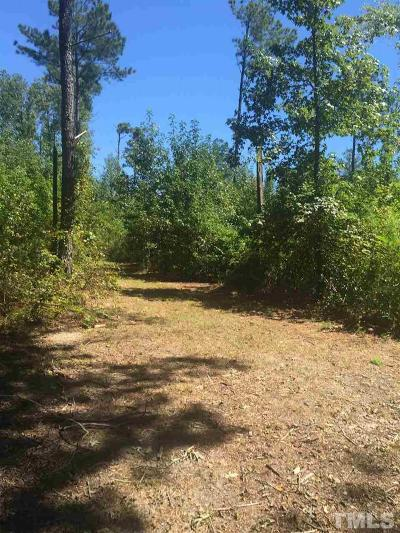 Johnston County Residential Lots & Land For Sale: 14109 Nc 50 Highway