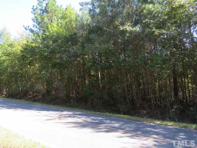 Lee County Residential Lots & Land For Sale: Petty Road
